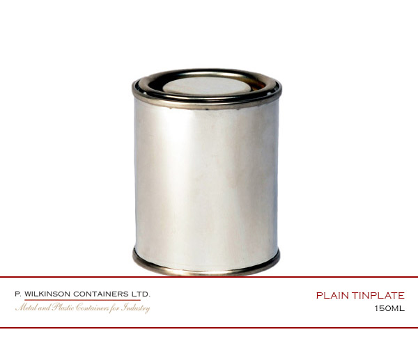 Tin Cans For Gift Foods
